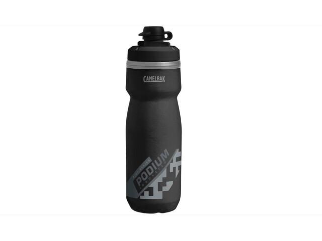 CamelBak Podium Chill Dirt Series Drikkeflaske 620ml sort
